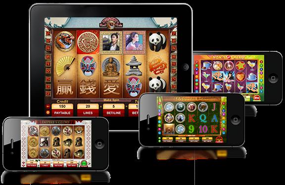 Online Casino Machines Games