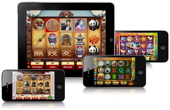 Online Casino Machines Games
