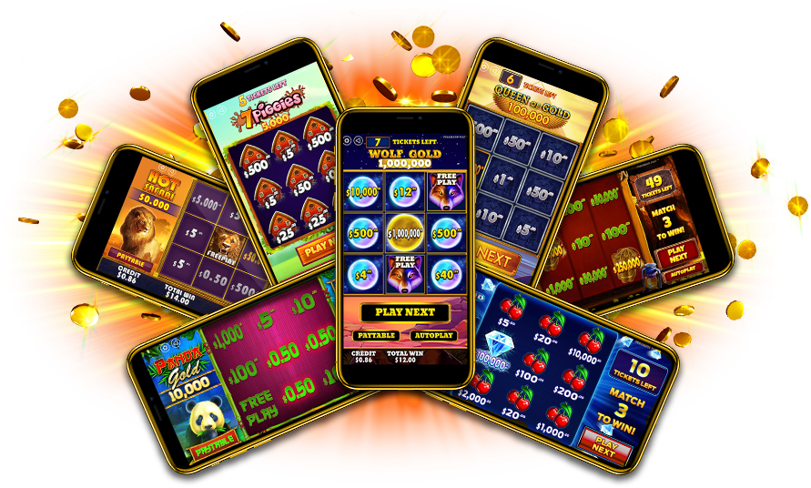 Online Scratch Cards