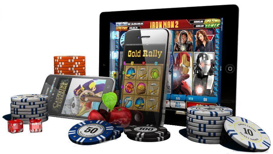 Casino Software and Games