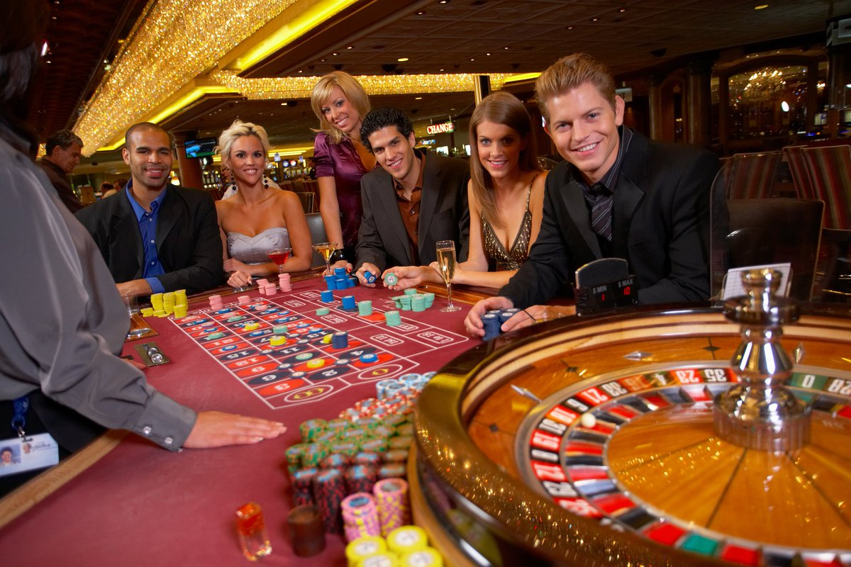 Online Roulette - Casino Games Features