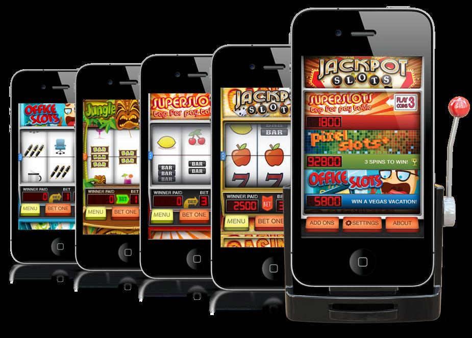 Online Casino Games - Slot Machine