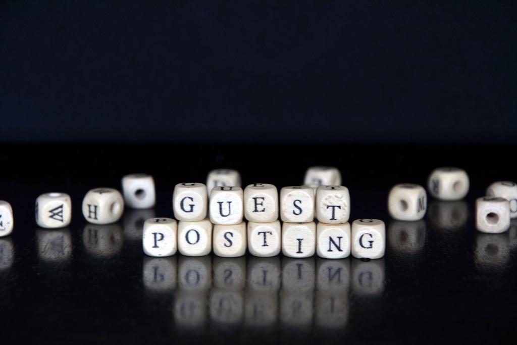 Publish a guest post