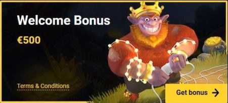 The Welcome Bonus at ZetCasino