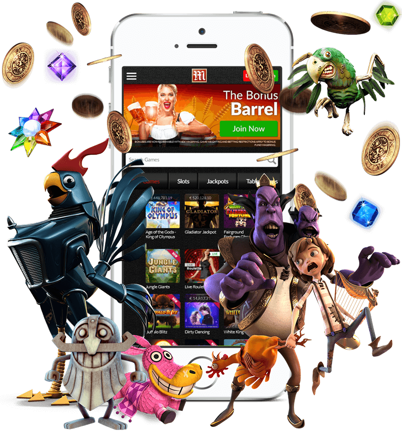 Mansion Mobile Casino Review