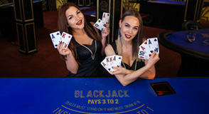Jetbull Live Blackjack Table 1