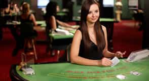 Jetbull Live Blackjack Table A1