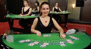 Jetbull Live Blackjack Table B