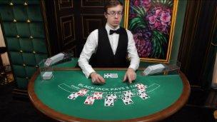 Blackjack C £15