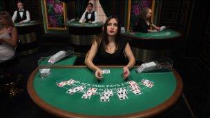 Blackjack D £20