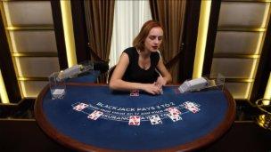 Blackjack H £25
