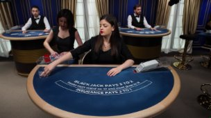 Blackjack I £35