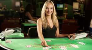 Jetbull Live Blackjack Table I