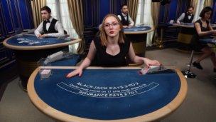 Blackjack J £35
