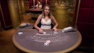 Blackjack Platinum VIP £250