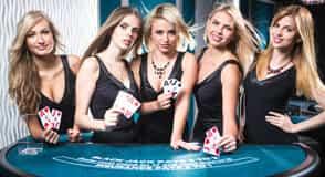 Jetbull Live Blackjack Silver Table 1
