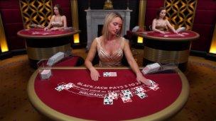 Blackjack VIP A £50