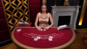 Blackjack VIP B £50
