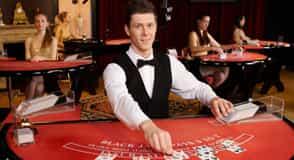 Jetbull Live Blackjack VIP Table B
