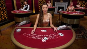 Blackjack VIP C £100