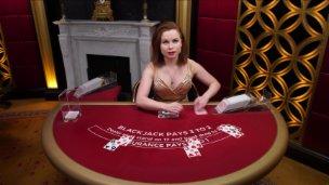 Blackjack VIP E £100