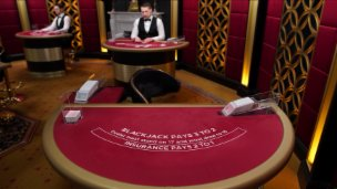 Blackjack VIP I £250