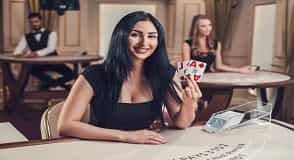 Jetbull Live Blackjack White Table 1