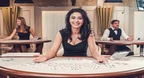 Jetbull Live Blackjack White Table 2