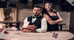 Jetbull Live Blackjack White Table 3