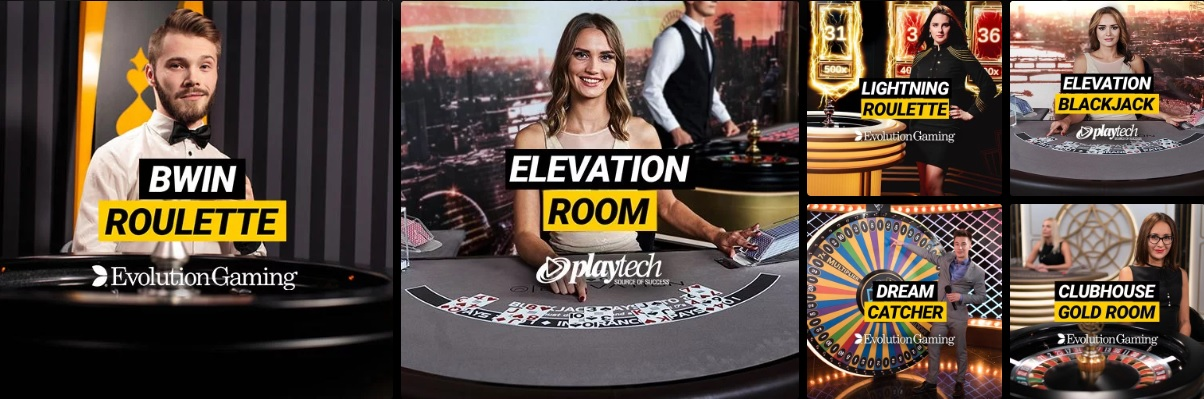 Bwin Live Dealers Casino