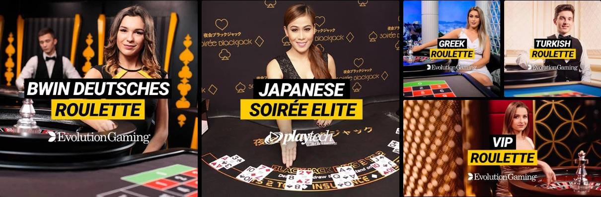 Bwin Live Dealers Casino