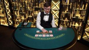 Caribbean Stud Poker Jackpot £1