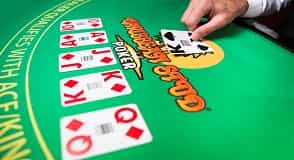 Jetbull Live Caribbean Stud Poker Lobby
