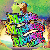 Magic Mystery Money Scratch