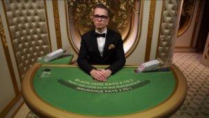 Salon Privé Blackjack 2 £1500