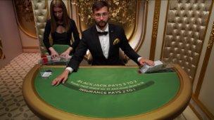 Salon Privé Blackjack 3 £2000
