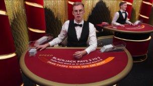 Speed Blackjack D £10
