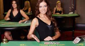 Jetbull Live Three Card Poker Lobby