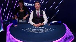 Vegas Blackjack A £3