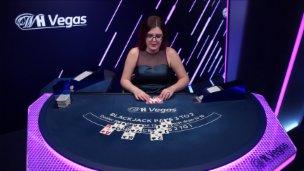 Vegas Blackjack B £3