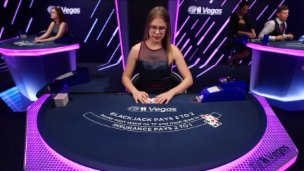 Vegas Blackjack C £5