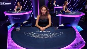 Vegas Blackjack D £15