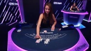 Vegas Blackjack E £10