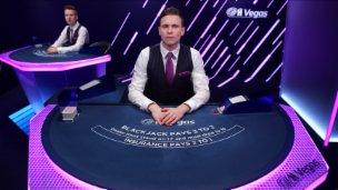 Vegas Blackjack F £25
