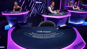 Vegas Blackjack G £3