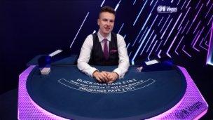 Vegas Blackjack H £50