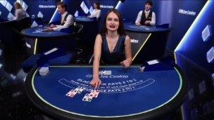 WH Blackjack 5 £5