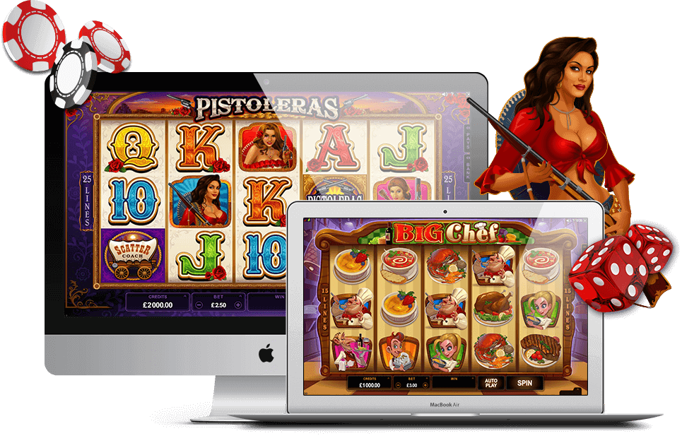 Online Slots Player Appeal