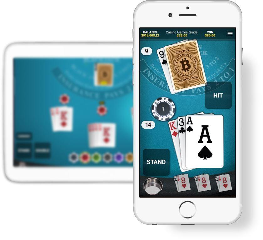 Blackjack Playing Options Guide