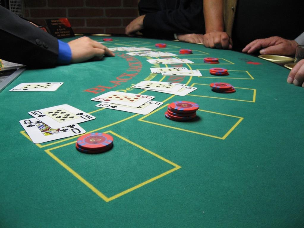 Blackjack card counters